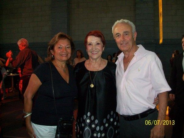 con María  Nieves