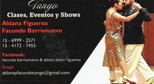 Bailarines - Aldana Figueroa+Facundo Barrionuevo